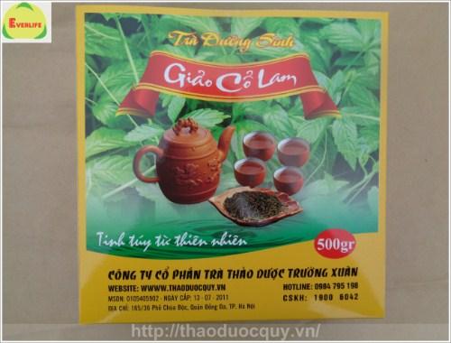 Trà Giảo Cổ Lam Sapa